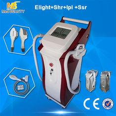 चीन SHR ई - फेस लिफ्टिंग के लिए प्रकाश आईपीएल सौंदर्य उपकरण 10MHZ आरएफ आवृत्ति आपूर्तिकर्ता