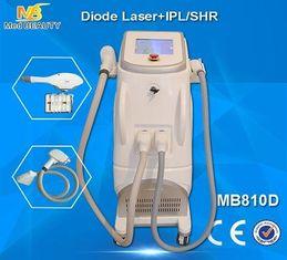 चीन दर्द रहित डायोड लेजर बालों को हटाने, स्थायी 808nm आईपीएल SHR बालों को हटाने मशीन आपूर्तिकर्ता