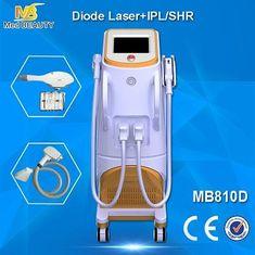 चीन 8 इंच डायोड लेजर बालों को हटाने मशीन और Depilation मशीन आपूर्तिकर्ता