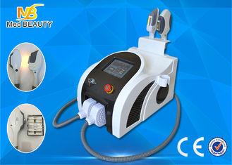 चीन IPL SHR बाल हटानेवाला मशीन 1-3 दूसरी त्वचा की देखभाल के लिए समायोज्य आपूर्तिकर्ता