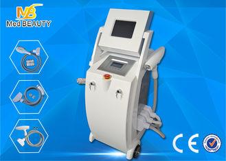 चीन 4 हैंडल आईपीएल सौंदर्य उपकरण लेजर Cavitation अल्ट्रासाउंड मशीन आपूर्तिकर्ता