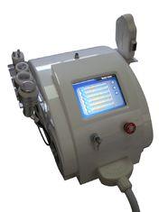 चीन पोर्टेबल IPL+E-light(Elos) + Cavitation + Monopolar आरएफ + Tripolar आरएफ + निर्वात Liposuction आपूर्तिकर्ता