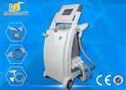 चीन सैलून ई प्रकाश आईपीएल आरएफ बालों को हटाने मशीन / Elight आईपीएल आरएफ एन डी Yag लेजर मशीन फैक्टरी