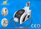 चीन IPL SHR बाल हटानेवाला मशीन 1-3 दूसरी त्वचा की देखभाल के लिए समायोज्य फैक्टरी