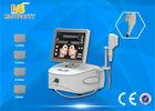 चीन पेशेवर उच्च तीव्रता चेहरा लिफ्ट के लिए अल्ट्रासाउंड HIFU मशीन केंद्रित कंपनी