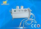 चीन क्रिस्टल Microdermabrasion & हीरा Dermabrasion छीलने के 2 में 1 उपकरण फैक्टरी