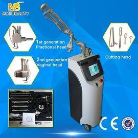 चीन मेडिकल 10600 एनएम सीओ 2 भिन्नात्मक लेजर, कार्यक्षेत्र निशान हटाने मशीन वितरक