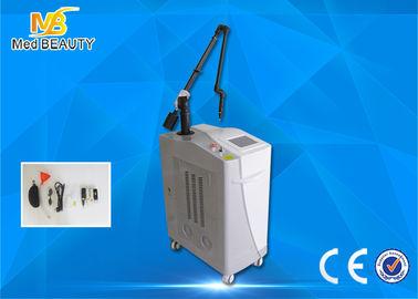 चीन चिकित्सा लेजर टैटू हटाना उपकरण डबल लैंप 1064nm 585nm 650nm 532nm वितरक