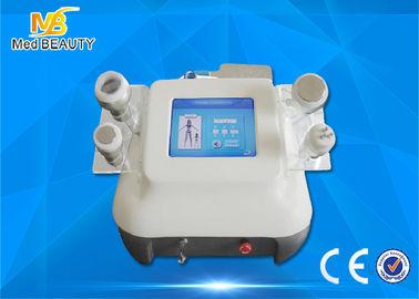 चीन चेहरा भारोत्तोलन अल्ट्रासोनिक Cavitation आरएफ Slimming मशीन, 8 इंच रंग टच स्क्रीन वितरक