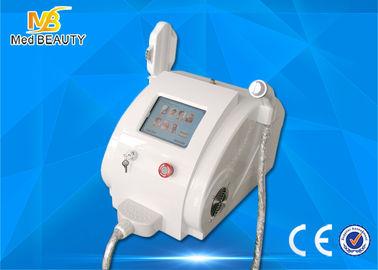 चीन स्थायी बाल निकालना ई प्रकाश आईपीएल आरएफ ऑप्ट SHR त्वचा कायाकल्प मशीन वितरक