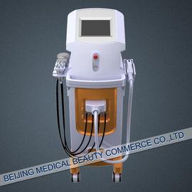 चीन 755nm आईपीएल बाल हटाने मशीनों cavitation आरएफ slimming सही संयोजन के साथ वितरक