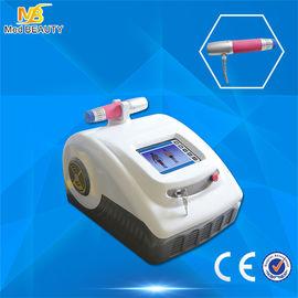 चीन कंधे Tendinosis / कंधे Bursitis के लिए पोर्टेबल व्हाइट Shockwave चिकित्सा उपकरण वितरक