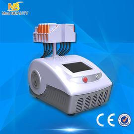 चीन डबल वेवलेंथ 650nm 980nm लाइपो लेजर Slimming मशीन Lumislim जापान मित्सुबिशी वितरक