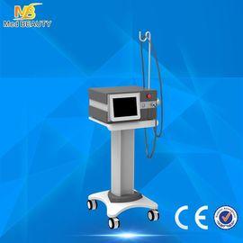 चीन कार्यक्षेत्र Shockwave चिकित्सा उपकरण / Extracorporeal शॉक वेव थेरेपी मशीन Eswt दर्द को कम वितरक