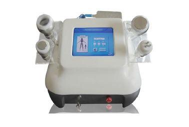 चीन सेल्युलाईट Cavitation + Tripolar आरएफ + + Monopolar आरएफ निर्वात Liposuction वितरक
