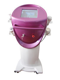 चीन अल्ट्रासोनिक सेल्युलाईट Cavitation + + Monopolar आरएफ + Tripolar आरएफ निर्वात Liposuction वितरक