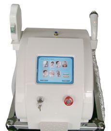चीन Elight + whiten शरीर की त्वचा के साथ द्विध्रुवी आरएफ बालों को हटाने मशीन वितरक
