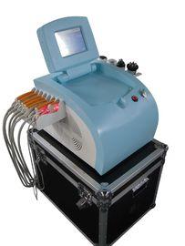 चीन रेडियोफ्रीक्वेंसी लेजर Liposuction उपकरण, 8 Paddles लाइपो लेजर प्लस Cavitation वितरक